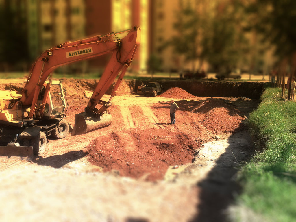 Stabilprojekt - Gradiliste gradilište 2 zgrade u ulici Naserova