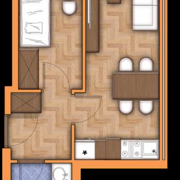 prodaja, stanova, Niš, Nis, STAN TIP G2