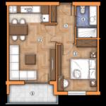 prodaja, stanova, Niš, Nis, STAN TIP C