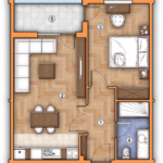 prodaja, stanova, Niš, Nis, STAN TIP F