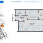 prodaja, stanova, Niš, Nis, STAN TIP D1