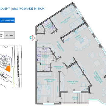 prodaja, stanova, Niš, Nis, VM STAN 1