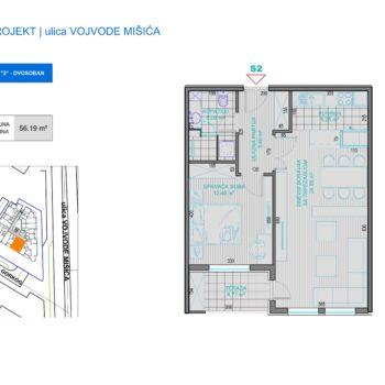 prodaja, stanova, Niš, Nis, VM STAN 2