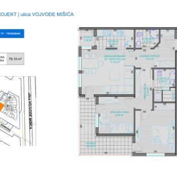 prodaja, stanova, Niš, Nis, VM STAN 4