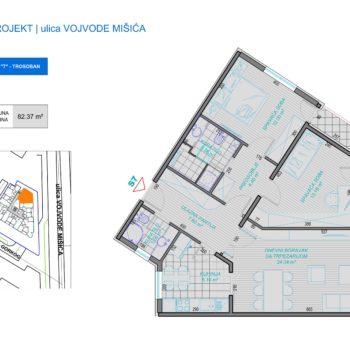 prodaja, stanova, Niš, Nis, VM STAN 7